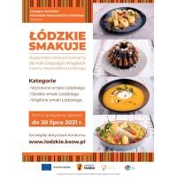 Konkurs kulinarny plakat 1
