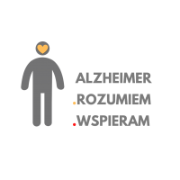 LOGO Alzheimer rozumiem wspieram